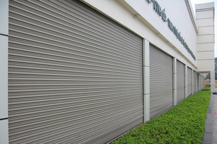 Cửa cuốn siêu trường BIGO B100-Giá KM: 3,999,000 VNĐ/m2