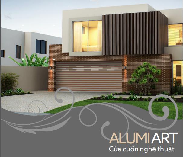 Nghệ thuật Alumi Art-Giá KM:  2,499,000 VNĐ/m2