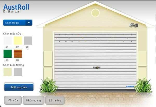 Tấm liền - AustRoll-Giá KM: 699,000 VNĐ/m2