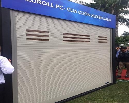 Khe thoáng - AluRoll-Giá KM: 1,599,000 VNĐ/m2