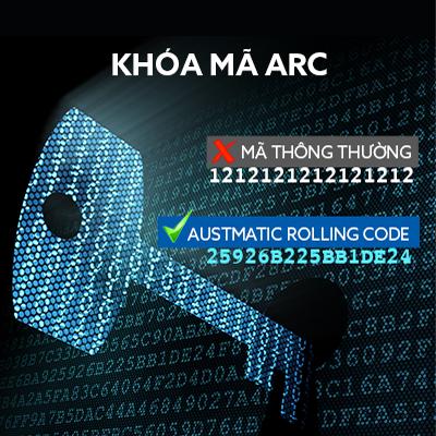 Khóa mã ARC