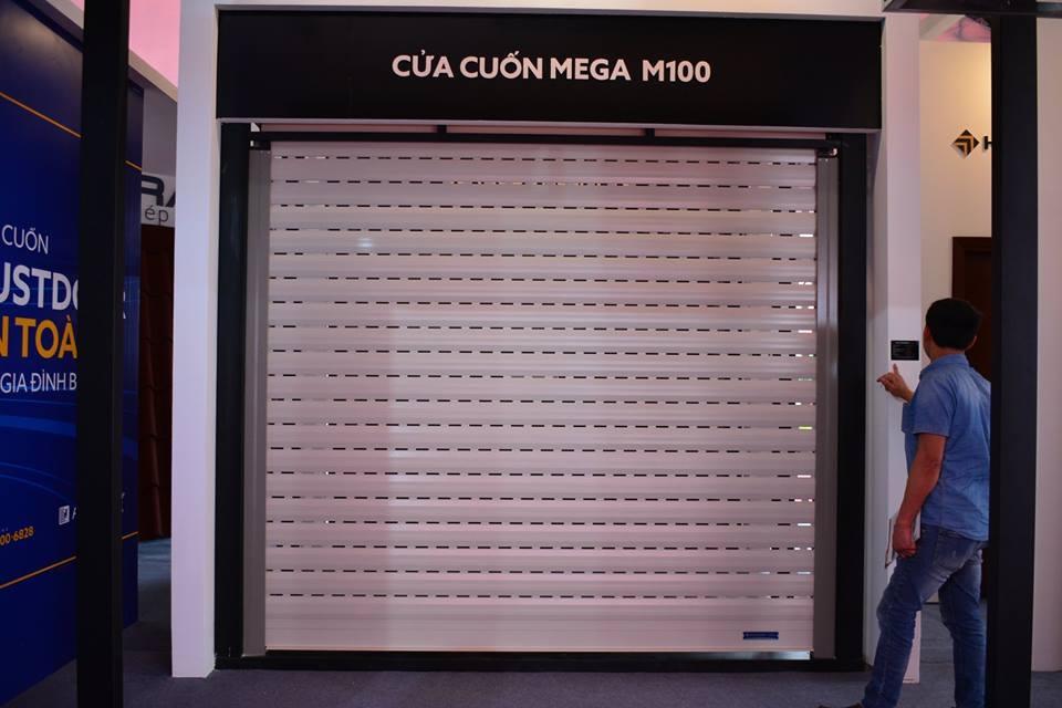 Nan nhôm MEGA - HIỆN ĐẠI – THÔNG THOÁNG-2.375.000vnđ/m2