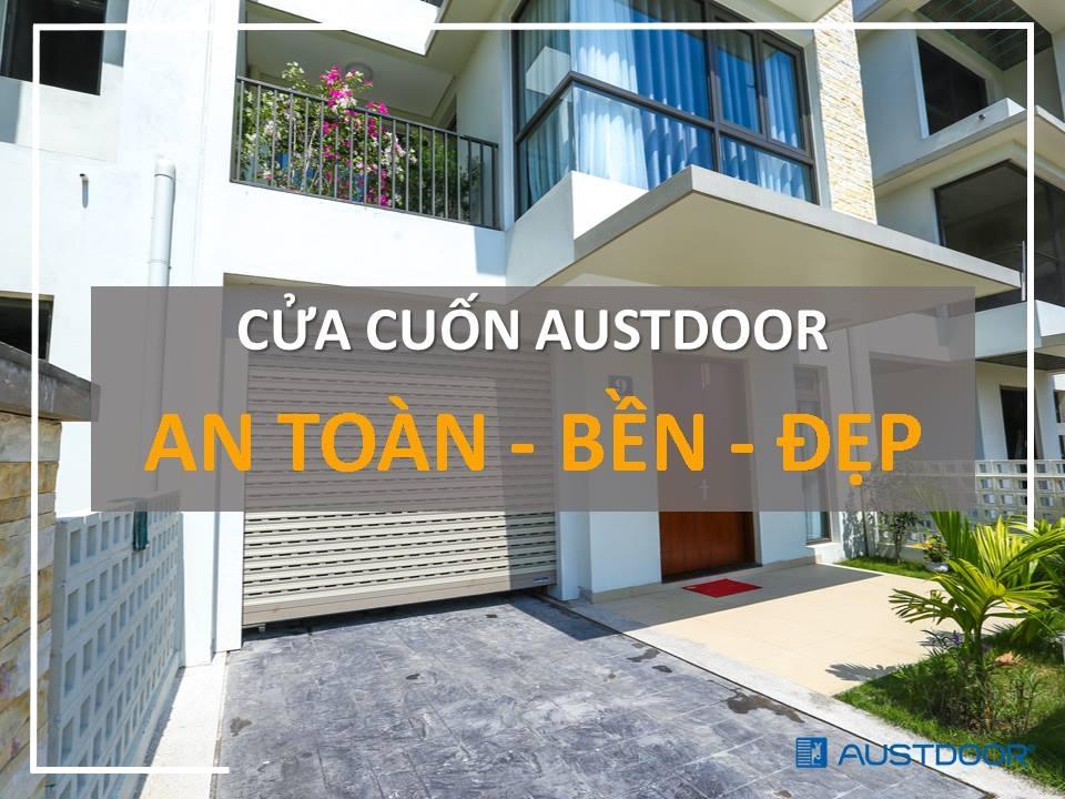 ✅ AUSTDOORCARE ✅Cửa cuốn Austdoor A48i - Dày 1.1 mm GIÁ 2.120.000VNĐ/m2