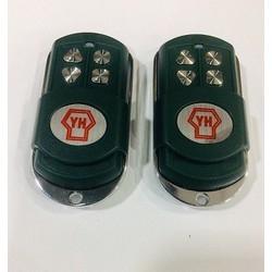 ✅ AUSTDOORCARE ✅Chìa lẻ điều khiển cửa cuốn tự động Remote cửa cuốn CH 365 mhz đèn đỏ Taiwan GIÁ 520.000VNĐ/cái
