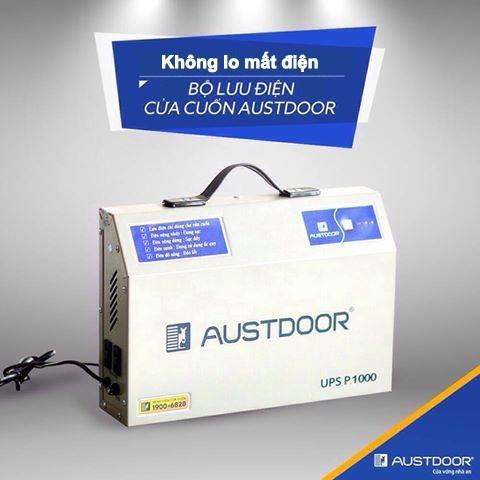 Bình lưu điện cửa cuốn Austdoor 2020 --Ưu đãi giảm : 10%/bộ